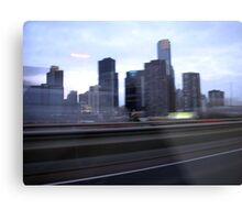 Melbourne view Metal Print