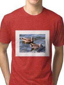 Ducky Situation Tri-blend T-Shirt