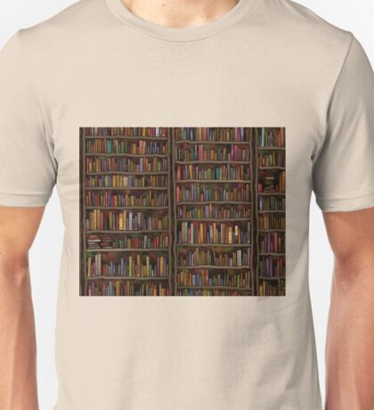 Library Unisex T-Shirt