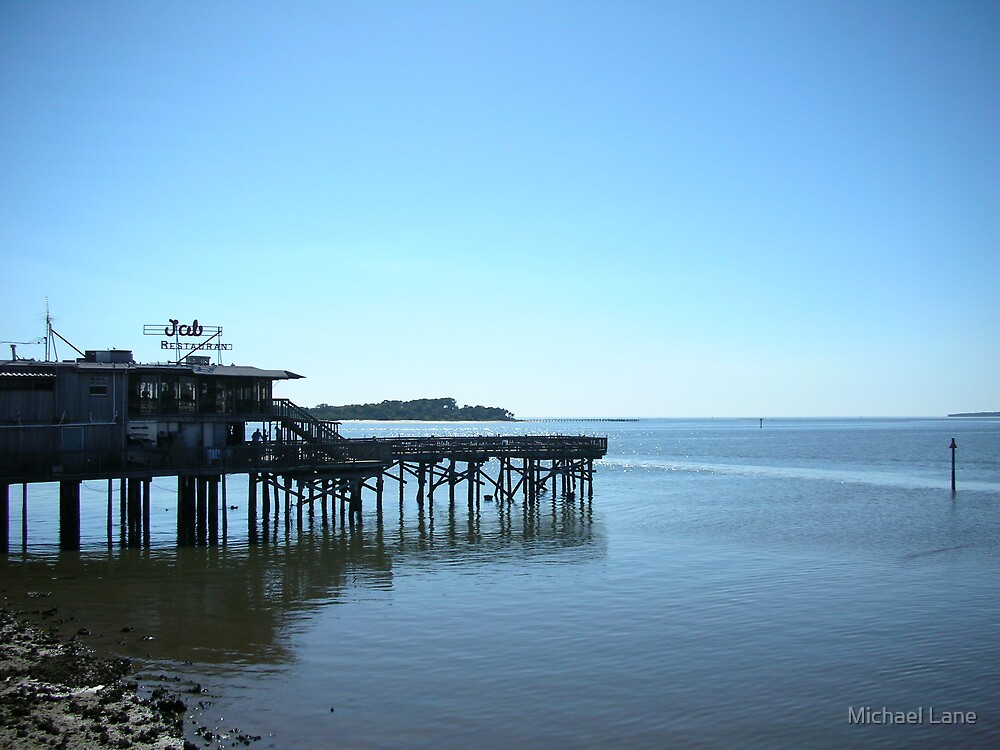 Cedar Key by Michael Lane