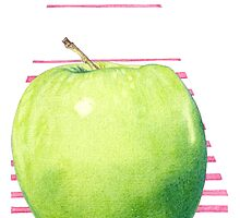 A is for Apple by Mariana Musa