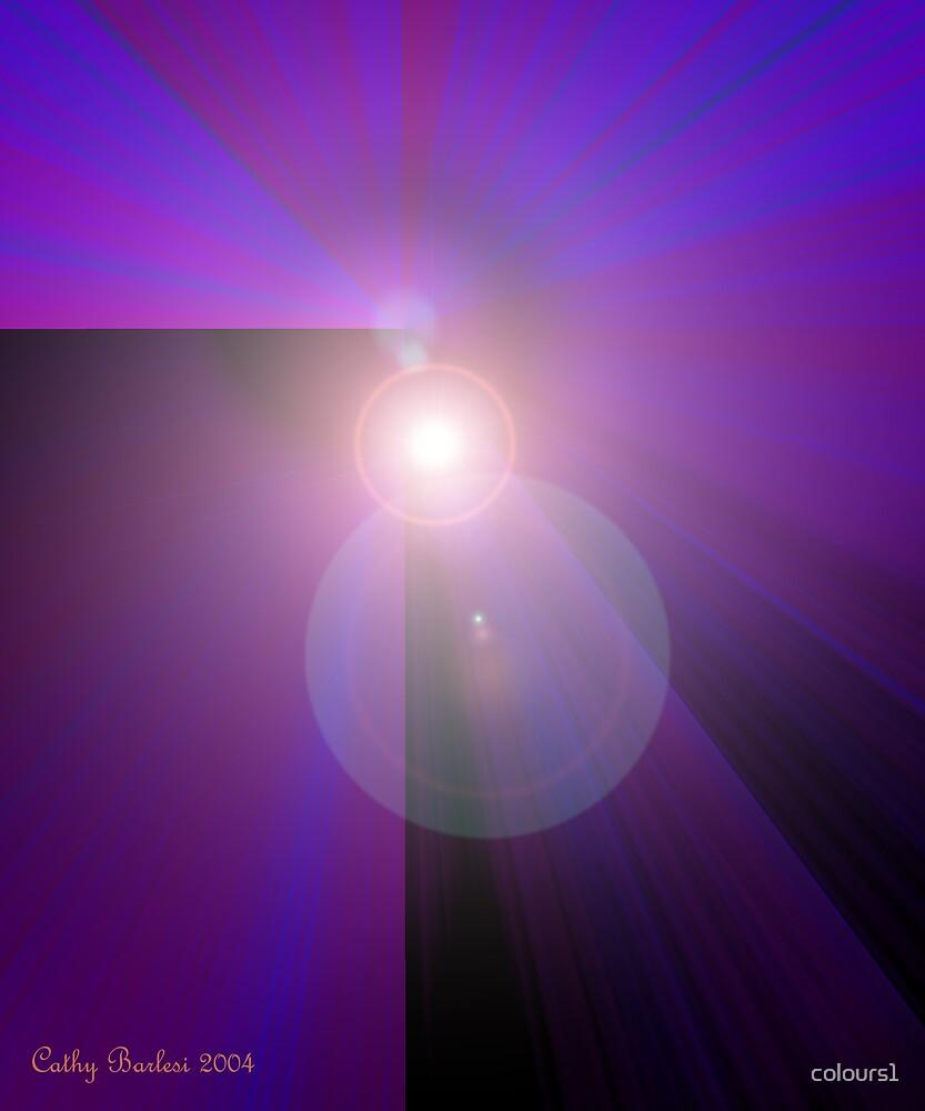 Violet views by colours1