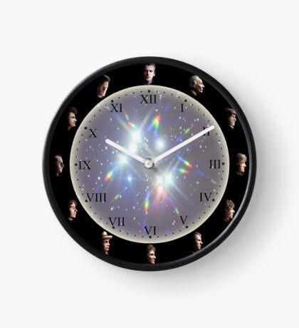 Dr Who clock Clock