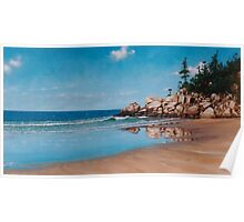 Florence Bay - Magnetic Island Poster