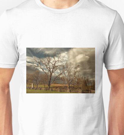 Moods of Antietam Unisex T-Shirt