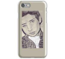 Ansel Elgort iPhone Case/Skin