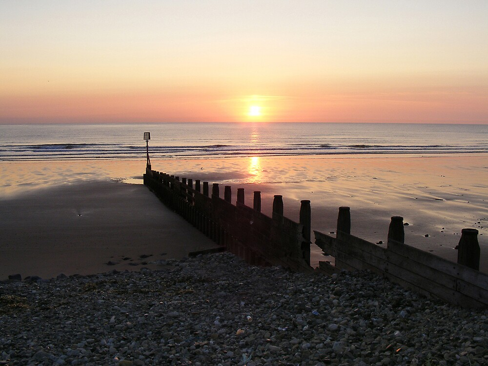 5am At The Beach by David17