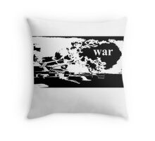 warship  Throw Pillow