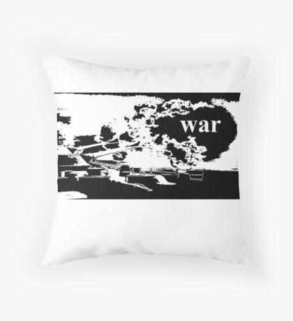warship  Throw Pillow