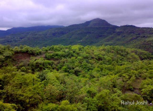 Indian monsoon 6 by Rahul Joshi