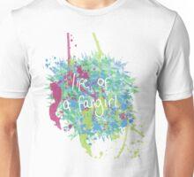 Life of a fangirl Unisex T-Shirt