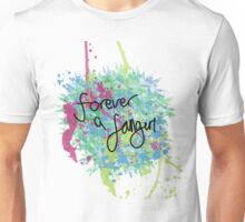 Forever a fangirl Unisex T-Shirt
