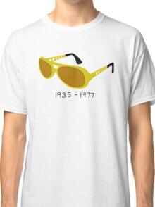 Elvis Presley Tribute: 1935 - 1977 Classic T-Shirt