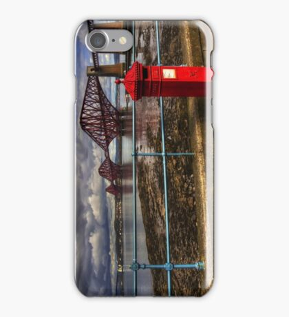 The Post Box on the Promenade iPhone Case/Skin