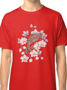 chameleons and orchids  Classic T-Shirt