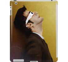 10th Doctor Who iPad Case/Skin