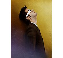 10th Doctor Who Photographic Print