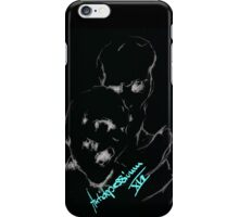Antidepressivum inverted title XVII  iPhone Case/Skin