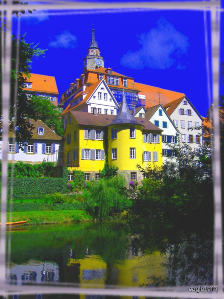 Tuebingen, Germany   by eagle1effi