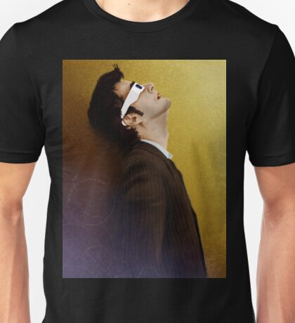 10th Doctor Who Unisex T-Shirt