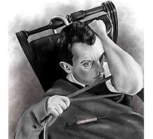 Sherlock Holmes Photographic Print