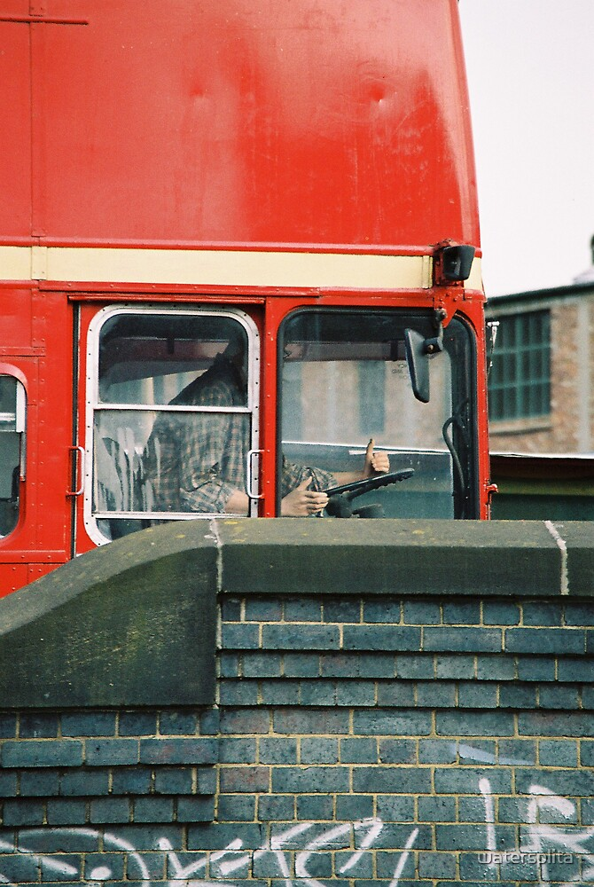 the busdriver by watersplita