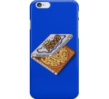 Ninja Pizza - Leader iPhone Case/Skin