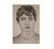 Augustus Waters Art Print