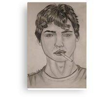 Augustus Waters Canvas Print