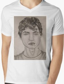 Augustus Waters Mens V-Neck T-Shirt