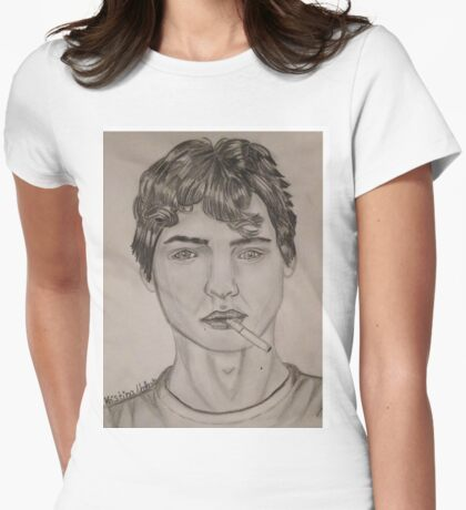 Augustus Waters Womens Fitted T-Shirt