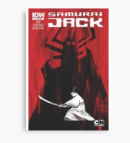 samurai jak yo Canvas Print