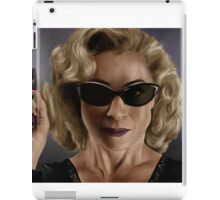 River Song (Doctor Who) iPad Case/Skin