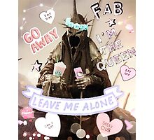 Witch King of Starbucks (Angmar) Pastel Ver. Photographic Print