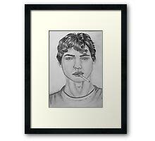 Gus tfios Framed Print