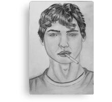 Gus tfios Canvas Print