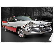 1959 Dodge Custom Royal Poster