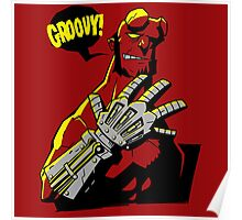 Groovy! Poster