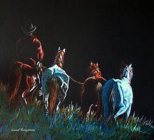 """Pickin' Up Strays"" by Susan Bergstrom"