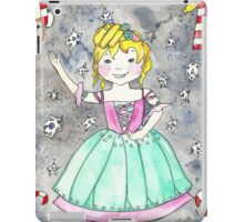 Maija in the nutcracker Balet iPad Case/Skin