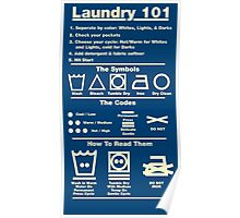 Laundry 101 Poster