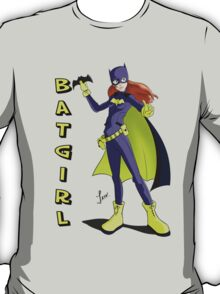 Barbara Gordon AKA Batgirl T-Shirt