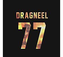 Dragneel jersey #77 Photographic Print