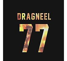 Dragneel jersey #77 Photographic Print