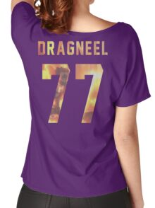 Dragneel jersey #77 Women's Relaxed Fit T-Shirt