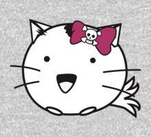 Fuzzballs Kitten Bow Kids Clothes
