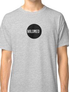 Mildred Logo Tee (Soft Butch Version) Classic T-Shirt