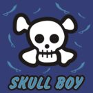 Skull Boy by CarbonClothing