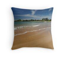 Culburra Beach  Throw Pillow
