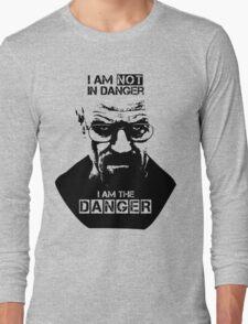 Breaking Bad - Heisenberg - I am the danger! T-shirt Long Sleeve T-Shirt